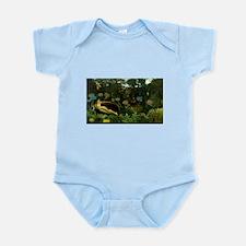 henri rousseau Infant Bodysuit