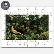 henri rousseau Puzzle