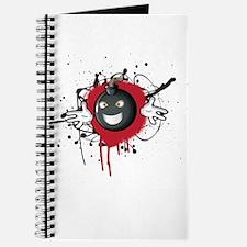 Crazy Bomb Journal