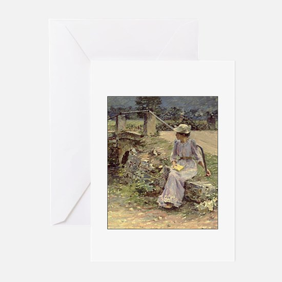 theodore robinson Greeting Cards (Pk of 20)