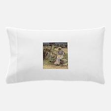 theodore robinson Pillow Case