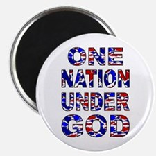 One Nation camo Magnet