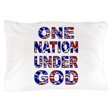One Nation camo Pillow Case