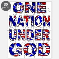 One Nation camo Puzzle