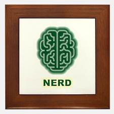 NERD Framed Tile