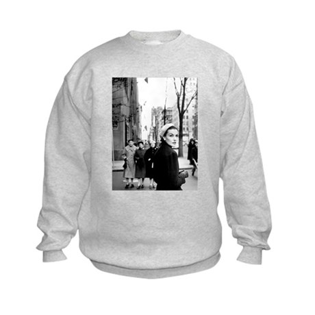5th Avenue Stroll Kids Sweatshirt