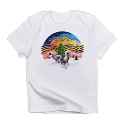 XMusic2 - Two HL Cresteds Infant T-Shirt