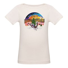 XMusic2 - Two HL Cresteds Tee