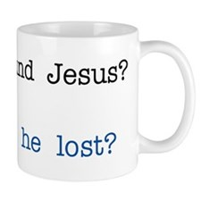 Found Jesus Gifts Mug