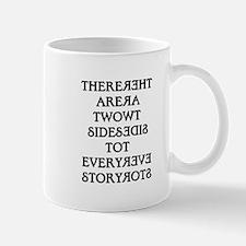 Two Sides Story Mug