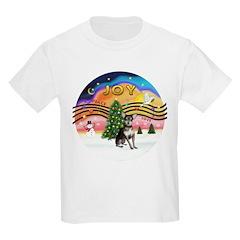 XM2-Chihuahua (bl-cream) T-Shirt