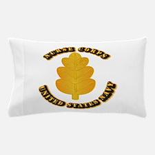 Navy - Nurse Corps Pillow Case