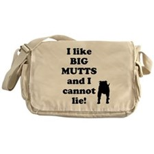 Big Mutts Messenger Bag