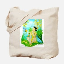 "Tote Bag ""Daydreaming Fairy"""