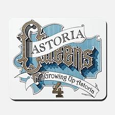 Growing Up Astoria Scroll Mousepad