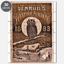 Vennors Almanac Puzzle