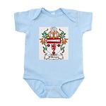 O'Bergin Coat of Arms Infant Creeper
