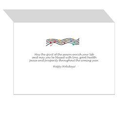XMusic2-Fox Terrier (#1) Greeting Card
