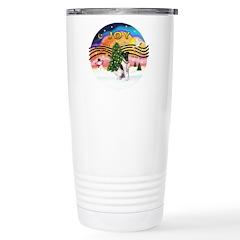 XMusic2-Fox Terrier (#1) Travel Mug