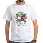 Norris Coat of Arms White T-Shirt