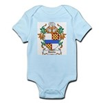 Norris Coat of Arms Infant Creeper