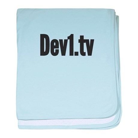Dev1.tv baby blanket