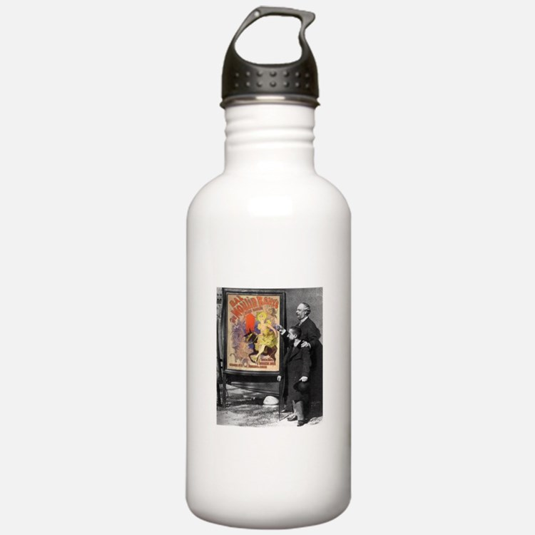 toulouse lautrec Water Bottle
