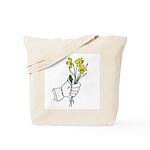 Green Thumb Tote Bag