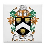 Noble Coat of Arms Tile Coaster