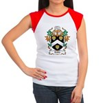 Noble Coat of Arms Women's Cap Sleeve T-Shirt