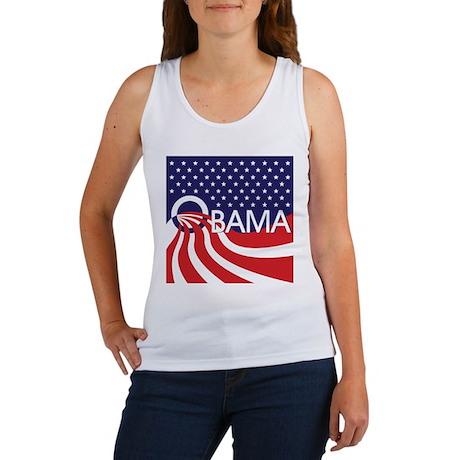 Re-elect Obama Women's Tank Top