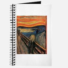 the scream by edvun munch Journal