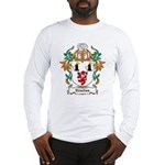 Newton Coat of Arms Long Sleeve T-Shirt