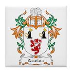 Newton Coat of Arms Tile Coaster