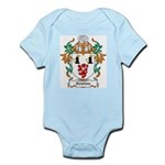 Newton Coat of Arms Infant Creeper