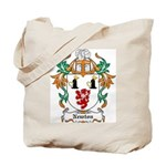 Newton Coat of Arms Tote Bag