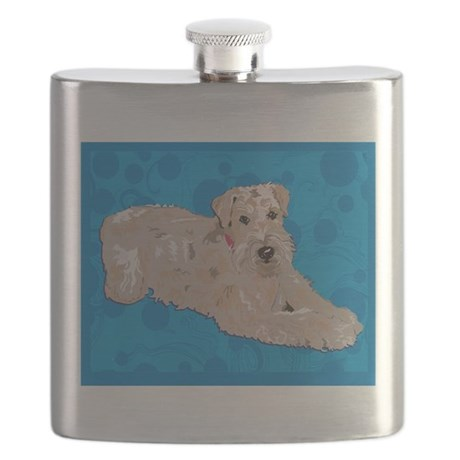 LINDA SIS ART CAFE.png Flask