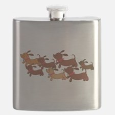 Running Weiner Dogs.png Flask