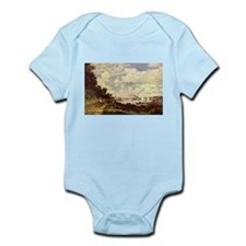 monet masterpiece Infant Bodysuit
