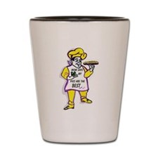 New Orleans Pies Shot Glass