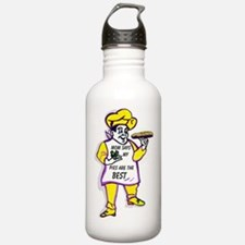 New Orleans Pies Water Bottle