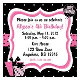 Birthday 5.25 x 5.25 Flat Cards