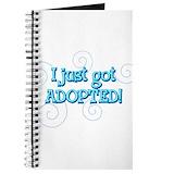 Adoption Journals & Spiral Notebooks