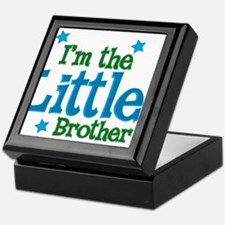Im the Little Brother.png Keepsake Box