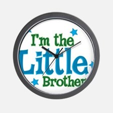 Im the Little Brother.png Wall Clock