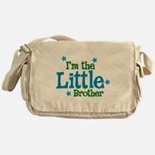 Im the Little Brother.png Messenger Bag