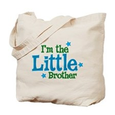 Im the Little Brother.png Tote Bag