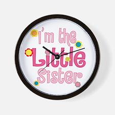 LittleSister2.png Wall Clock