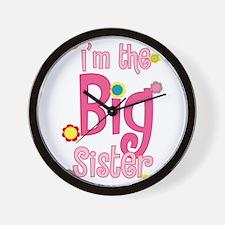 BIG Sister2.png Wall Clock