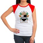 Newsam Coat of Arms Women's Cap Sleeve T-Shirt